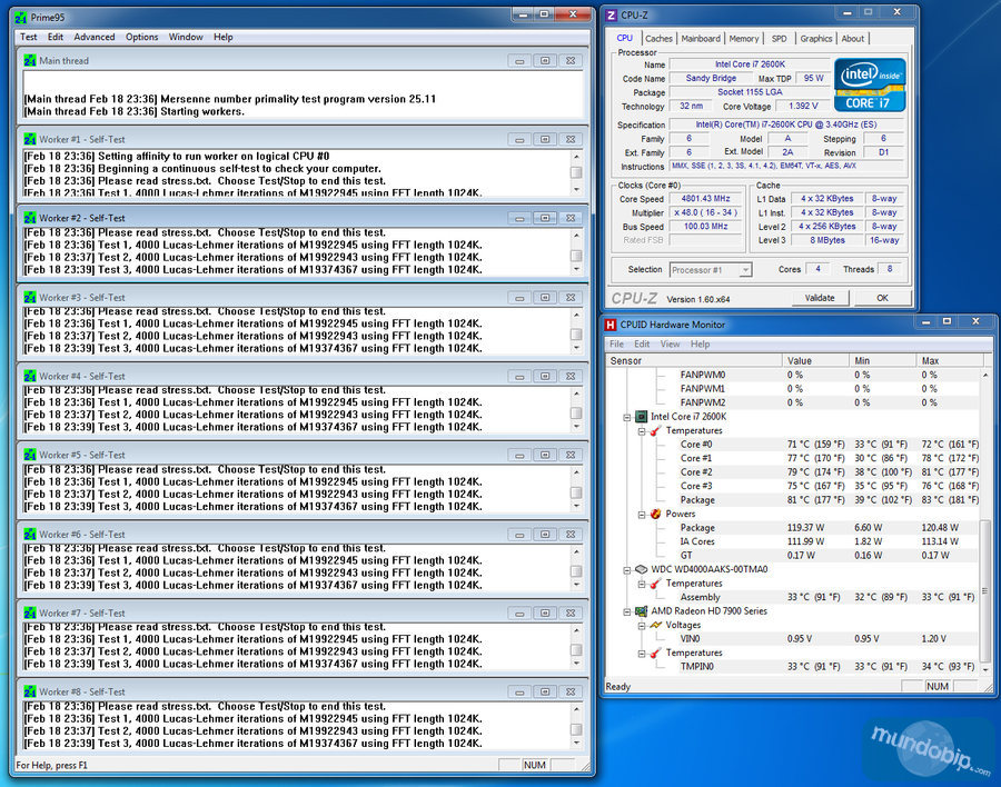 Overclocking Gigabyte GA-Z77X-UP7