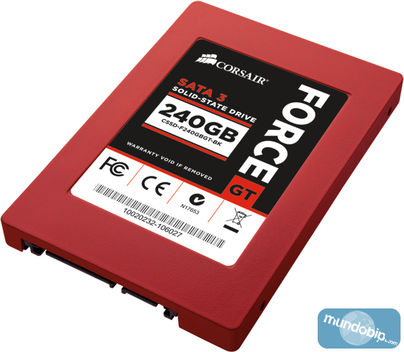 Corsair Force GT 240Gb grande