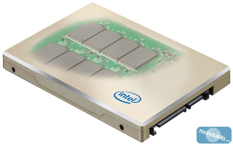 SSD Intel 510 Series de 120Gb rayos X