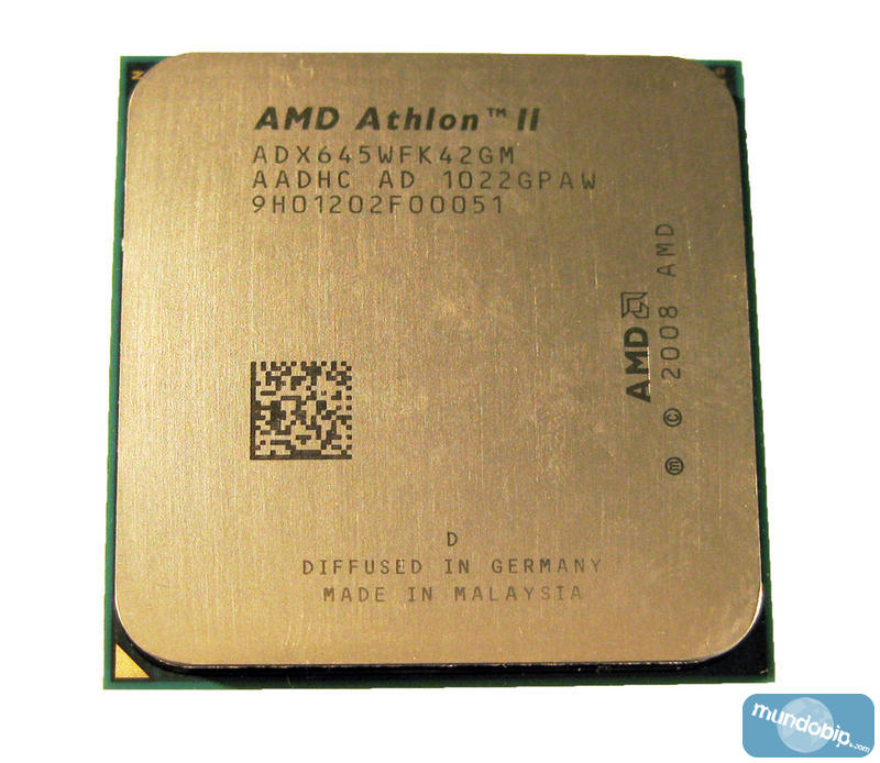 AMD Athlon II X4 645 3.1Ghz