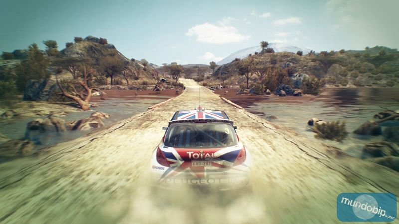 Dirt 3 Captura 1