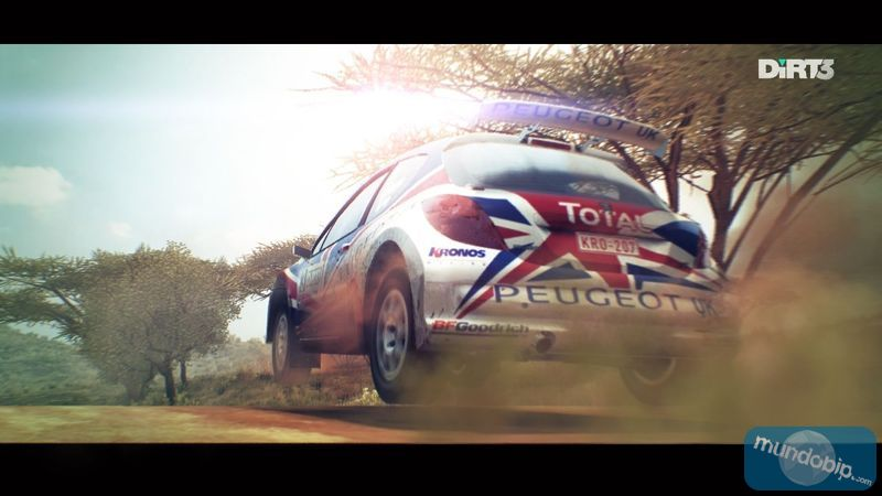 Dirt 3 Captura 2