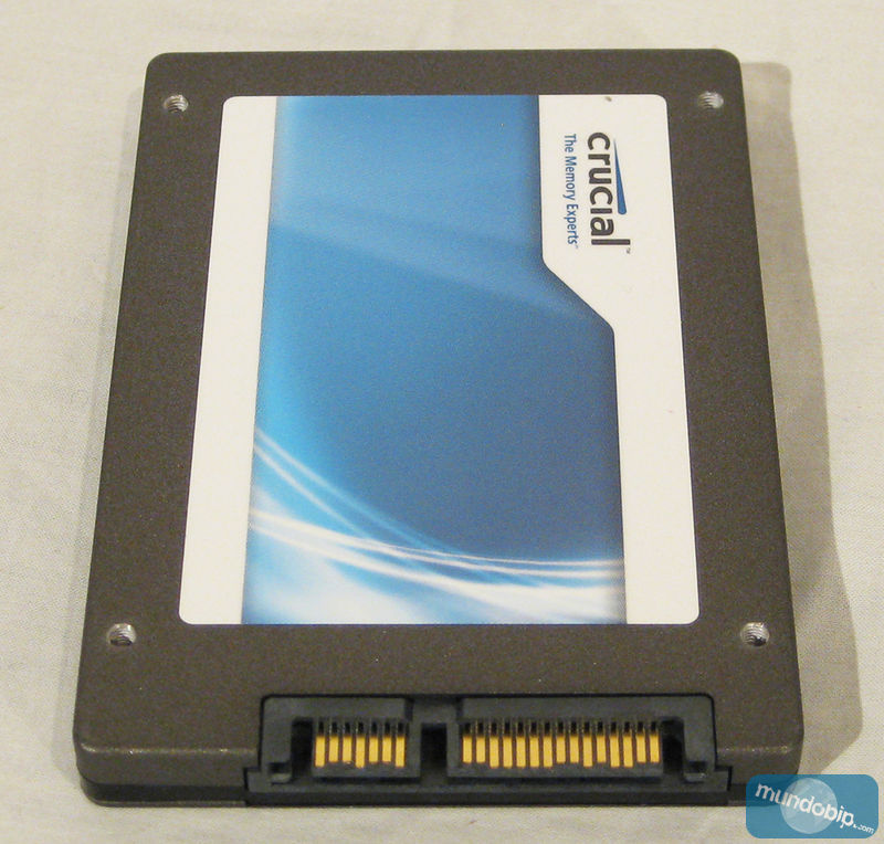 Frontal SSD Crucial m4 128Gb