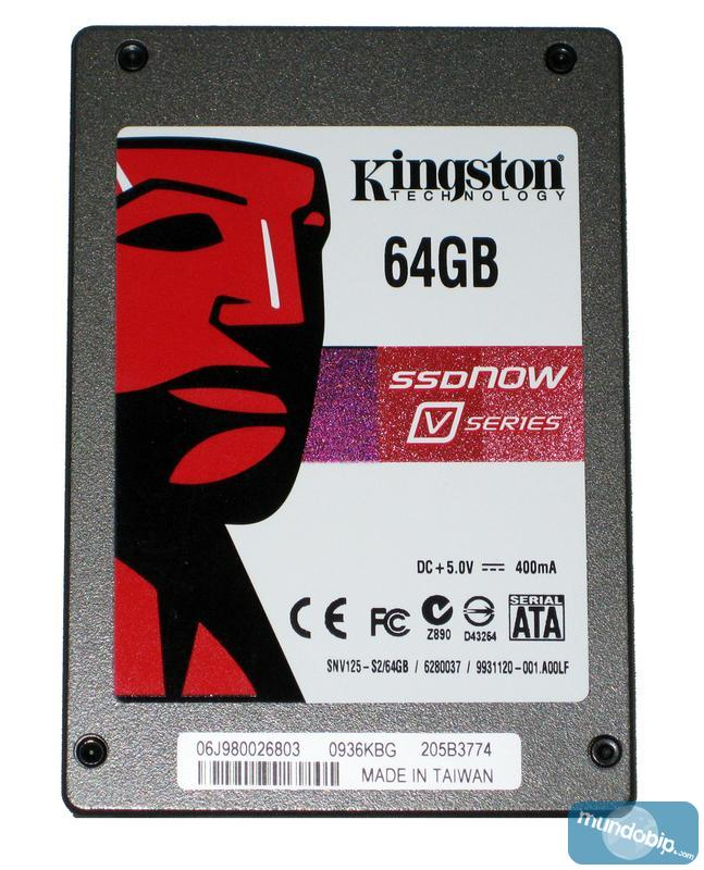 Kingston SSDNow V Series 64GB
