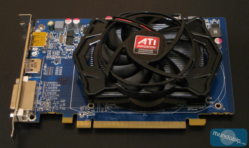 Lateral ATI Radeon HD 5550 GDDR5 512Mb